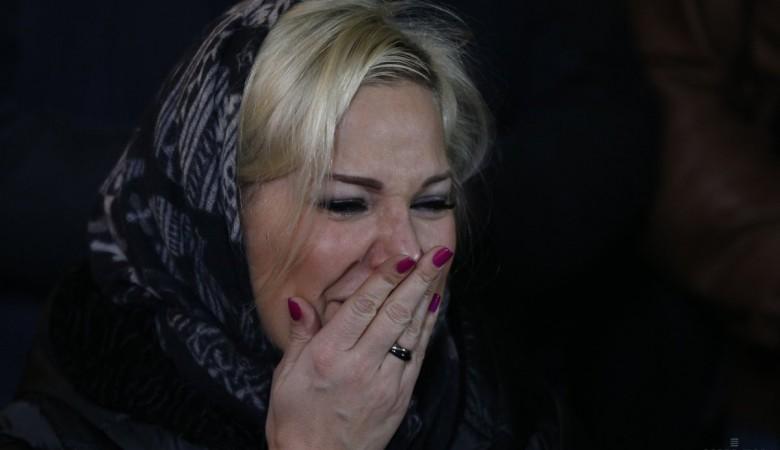 Экс-депутата Госдумы РФ Вороненкова похоронили в Киеве