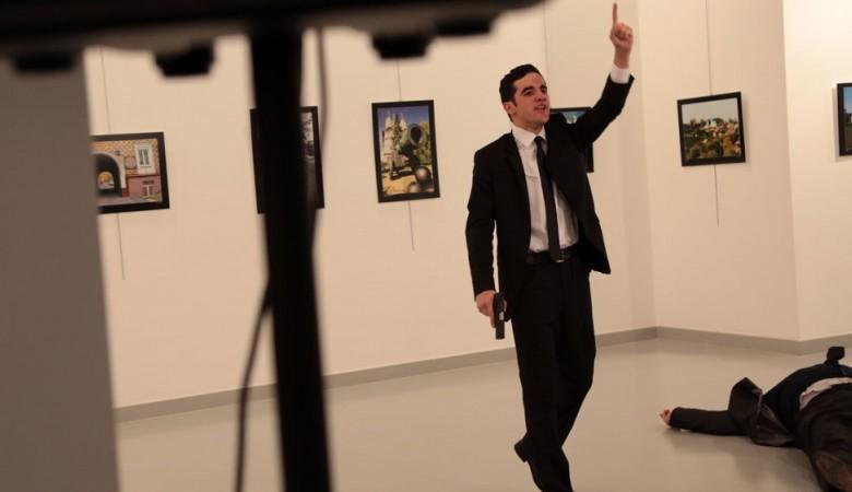 Убийство российского посла в Турции