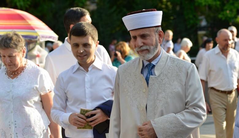 Как прошел Курбан-байрам в Симферополе