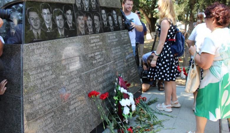 В Севастополе вспомнили погибший экипаж атомной подводной лодки «Курск»