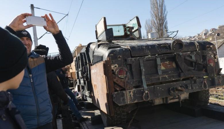«Сирийский перелом» в Севастополе