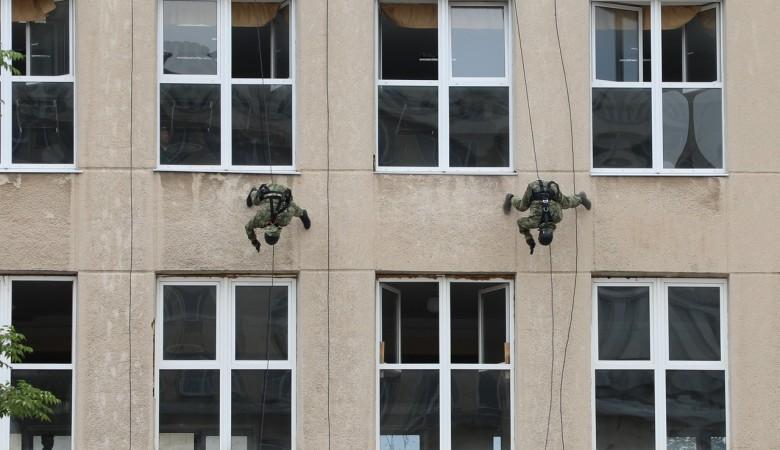 Пятилетие разведотряда «Русь» отметили в Крыму