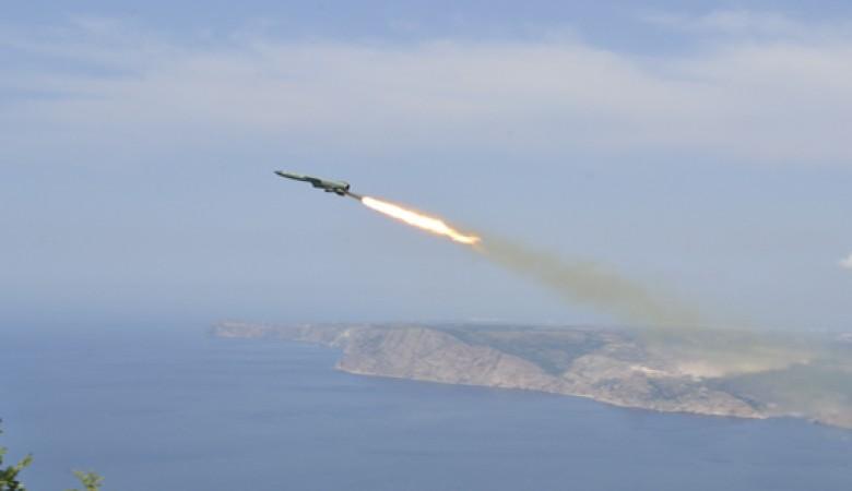 Противокорабельный ракетный комплекс «Утёс» был задействован в учении ЧФ