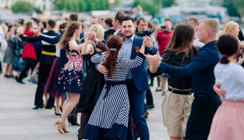 «За Победу танцуй до победного!» в Севастополе
