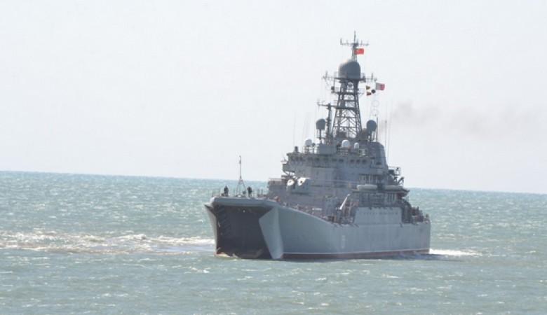 Корабли, авиация, артиллерия. Масштабные учения ЧФ в Крыму