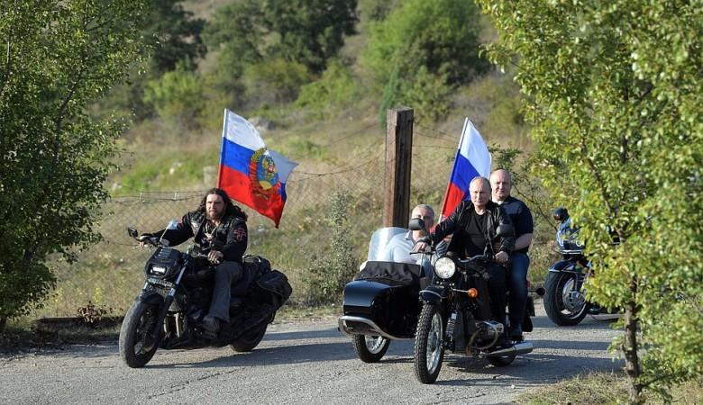 «Ночные волки» и Путин