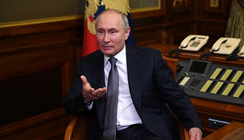 Маленький австриец, попросивший Путина не терять веру в Европу, дождался ответа