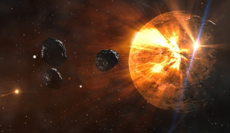 Астролог рассказал, что к Земле движется огромный астероид