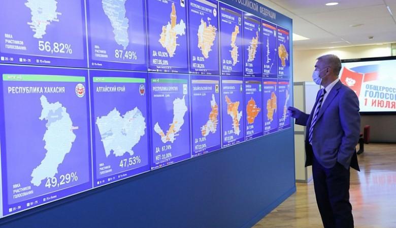 ЦИК: голосование на выборах в Госдуму будет проходить три дня