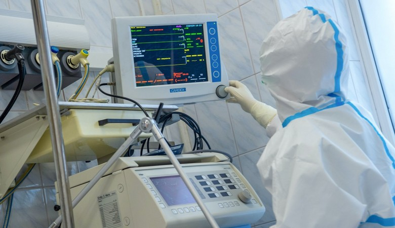 В России коронавирусом заразились еще 8 944 человека