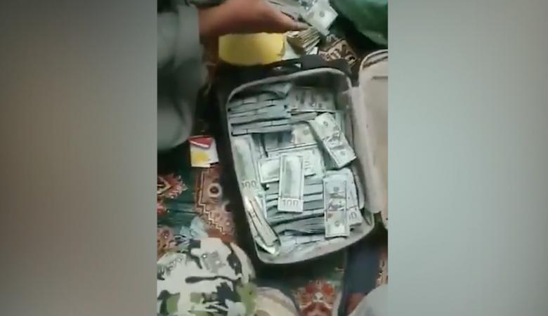 В доме вице-президента Афганистана нашли миллионы долларов и золотые слитки
