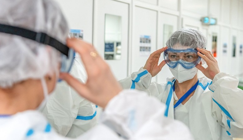 В России число заражений коронавирусом превысило 6 млн с начала пандемии