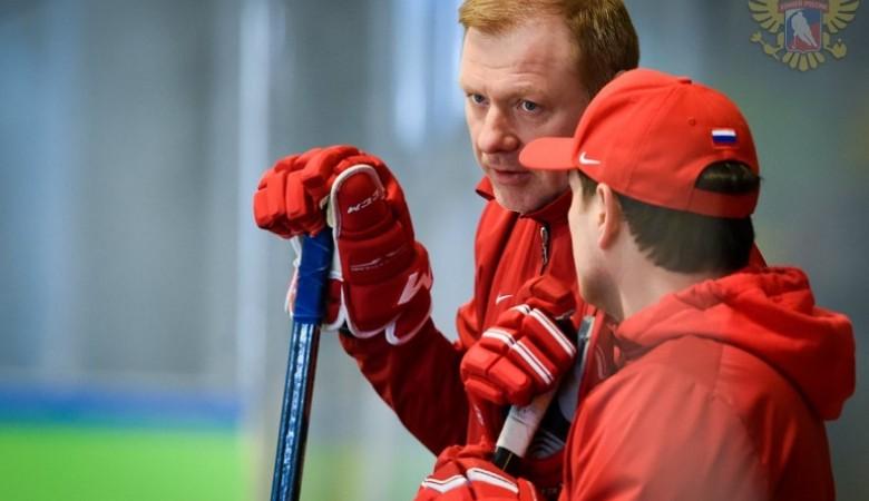 Экспертный совет рекомендовал Жамнова на пост главного тренера сборной России по хоккею