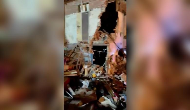 Рухнувший дом в Индии раздавил 11 человек, среди них — 8 детей