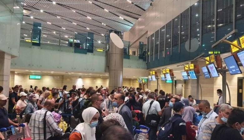 Два спецборта МЧС доставили из сектора Газа в Москву больше сотни россиян и граждан СНГ