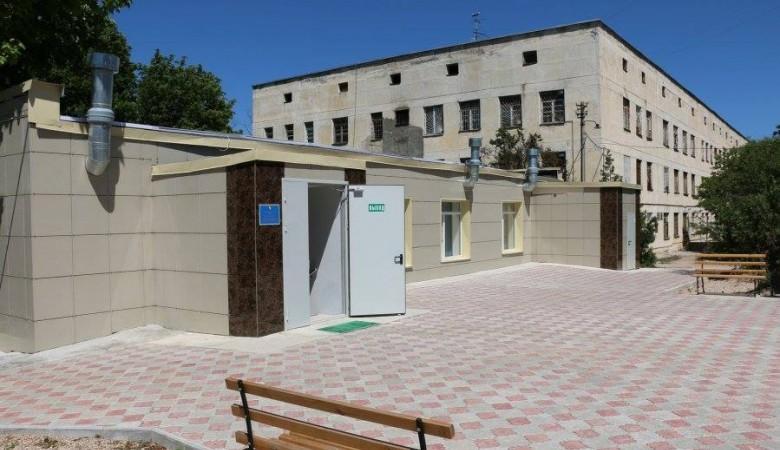 В Севастополе завершён капремонт психиатрической больницы