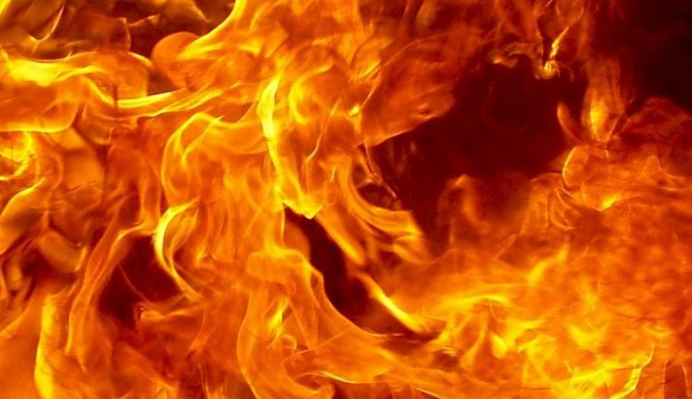 За выходные в Севастополе случилось несколько крупных пожаров