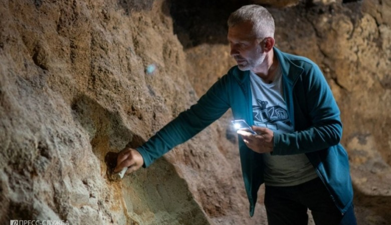 Учёные нанесли на карту новую пещеру в Долгоруковском массиве Крымских гор
