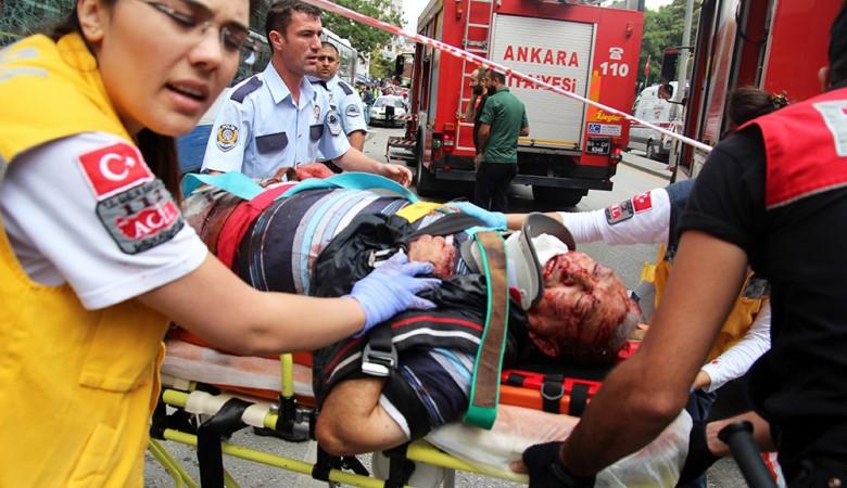 Турецкие спецслужбы установили заказчика крупных терактов в стране
