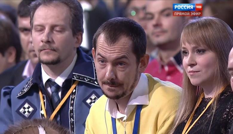 Украинский журналист: Я реально был обескуражен, когда мой вопрос назвали «дерьмовым»