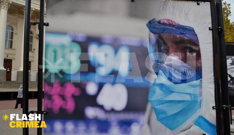 За сутки в Крыму зафиксировали 108 случаев заражения коронавирусной инфекцией