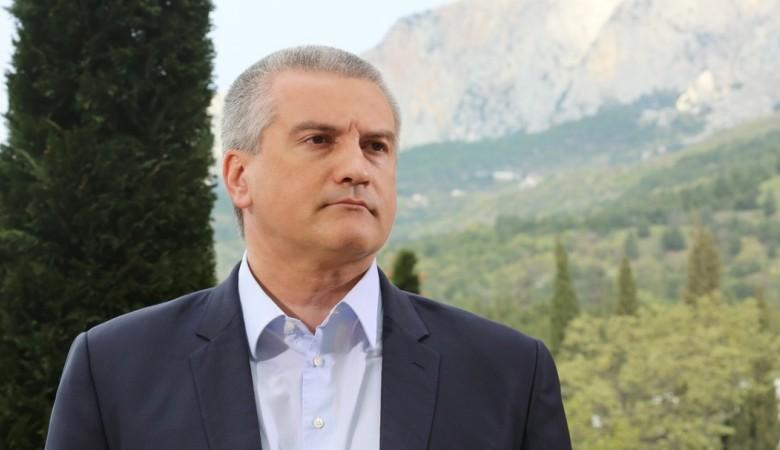 Аксёнов: Парламент Крыма определит нового главу до 23 октября