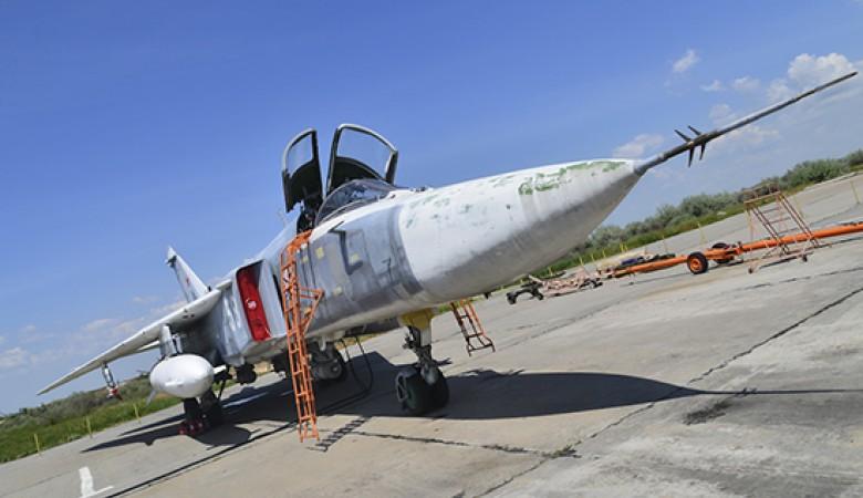 Самолёты-разведчики ЧФ в ходе учения предотвратили удар по стратегически важным объектам Крыма