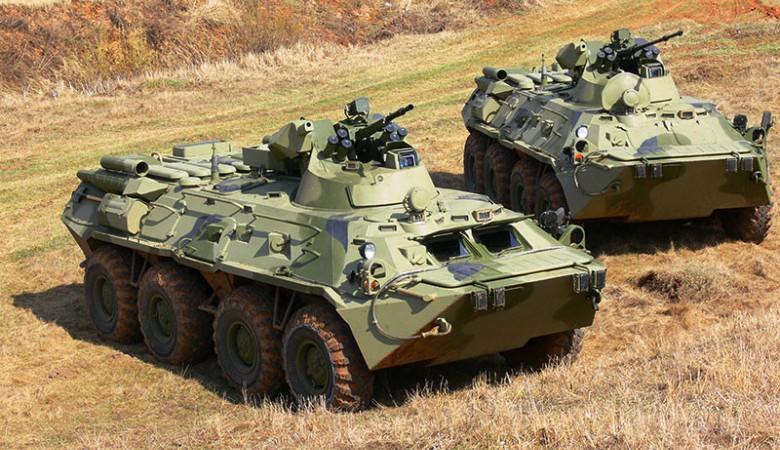 Украина закупает у России двигатели для БТР через зарубежных посредников