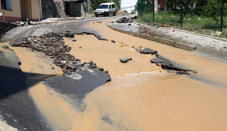В Ялте пообещали восстановить водоснабжение к вечеру