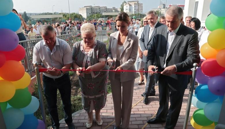 Аксёнов подтвердил планы по ликвидации очереди в детские сады в Симферополе
