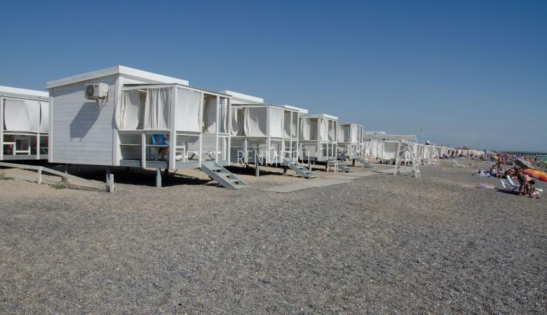 Чиновники, решившие построить домики у кромки моря в Крыму, попали под следствие
