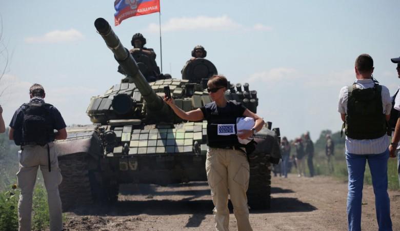 Suddeutsche Zeitung: Украина может сознательно идти на обострение в Донбассе