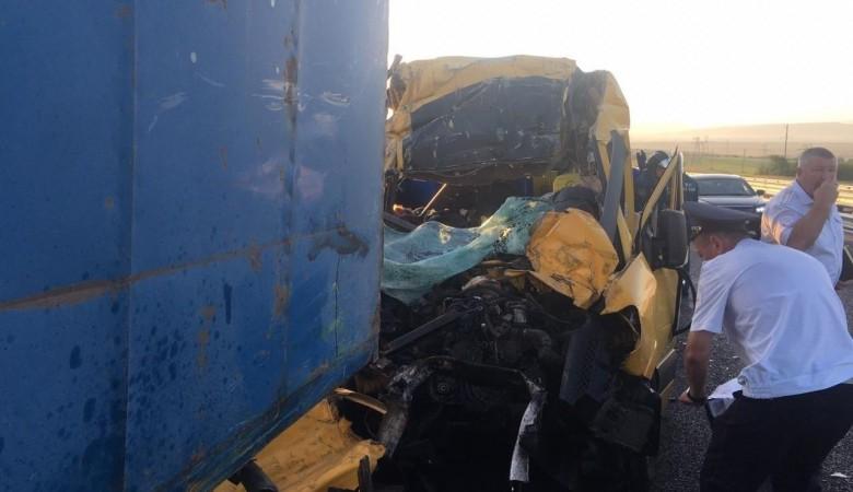 У водителя автобуса, попавшего в смертельное ДТП не было документов на перевозку