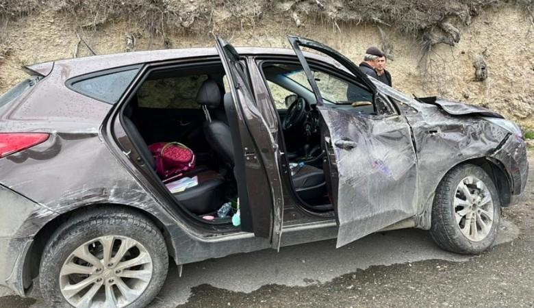 Трое детей пострадали в ДТП под Севастополем