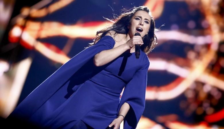 Джамала о«Евровидении-2017» вКрыму: нужно время