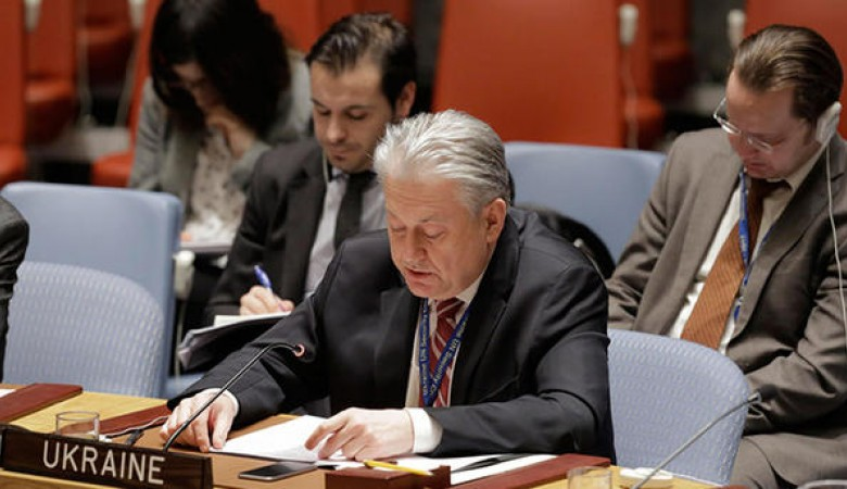Постпред Украины при ООН: Вашингтон полностью поддерживают территориальную целостность Украины