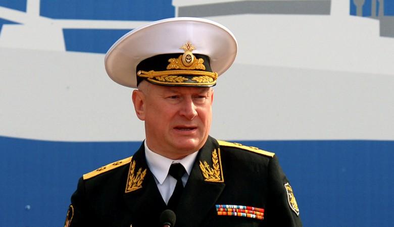 Николай Евменов назначен главнокомандующим ВМФ РФ