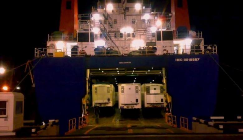 Выход парома с севастопольскими дальнобойщиками из турецкого порта задерживается