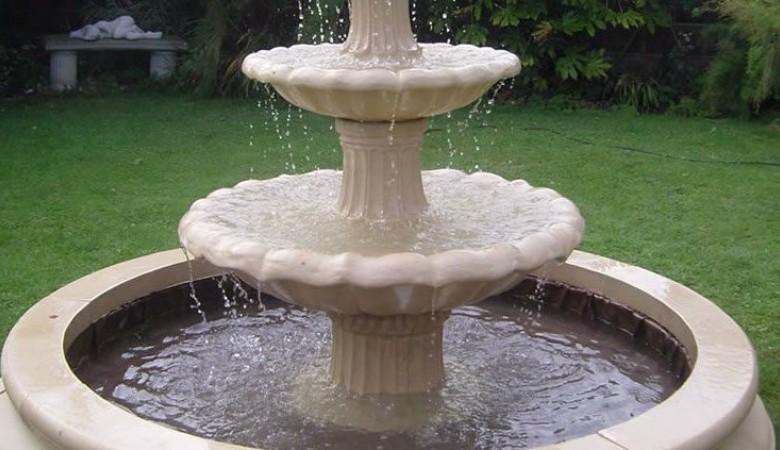 В Севастополе начали работать фонтаны