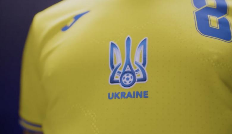 Футбольную форму Украины с Крымом наденут спортсмены на Евро-2020