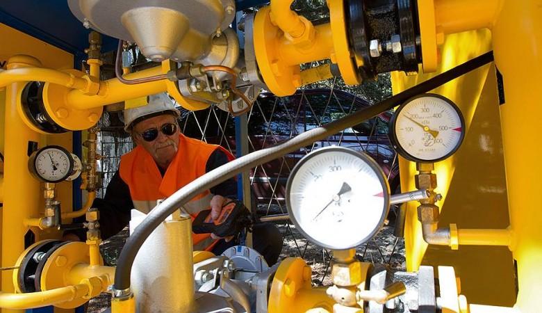 Газпром выставил Нафтогазу счет за невыбранный газ