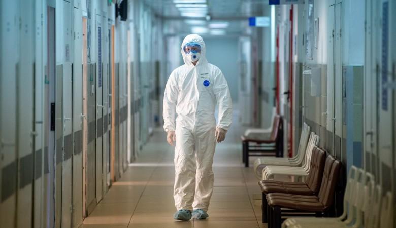 В России коронавирусом за сутки заболели 21 379 человек
