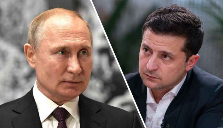 Путин и Зеленский поговорили по телефону и обсудили передачу украинских кораблей