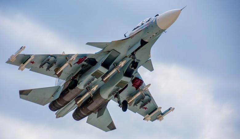 Украинские летчики учились стрелять у крымских границ