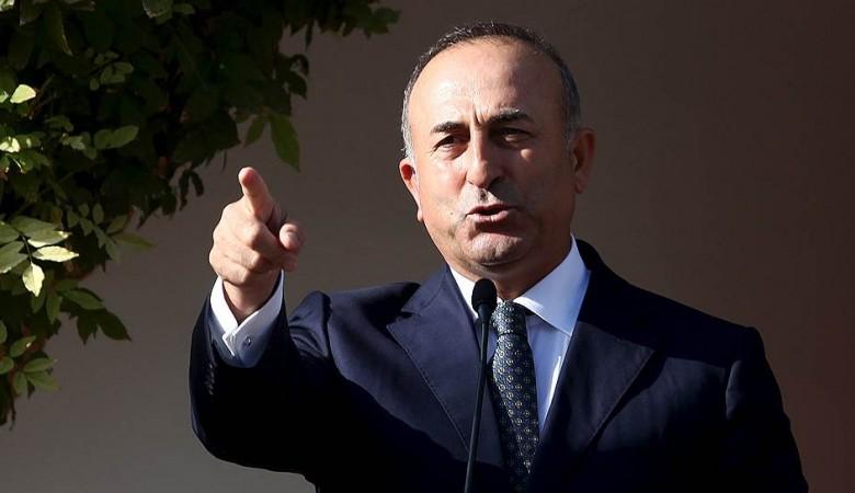 Глава МИД Турции назвал Россию незрелым государством