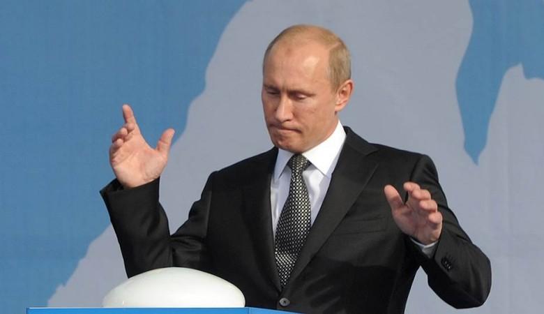 Путин стал почетным гражданином Севастополя