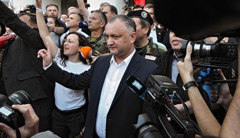Дело экс-премьера Молдавии Филата, обвиняемого в коррупции, передано в суд