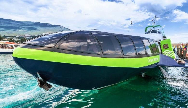 Концерн «Калашников» построит для Севастополя скоростные катера