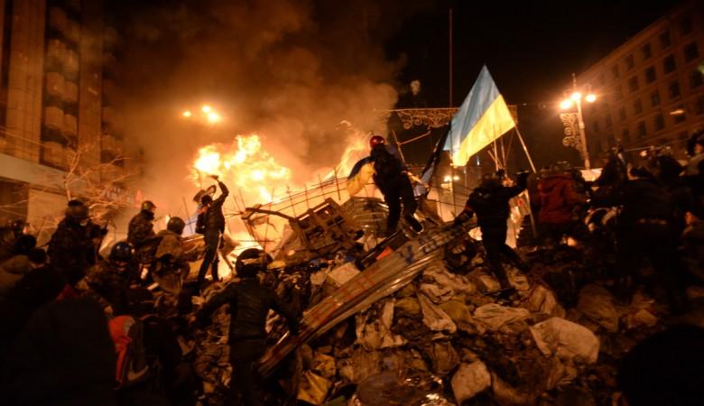«Майдан» «построил» новую Украину