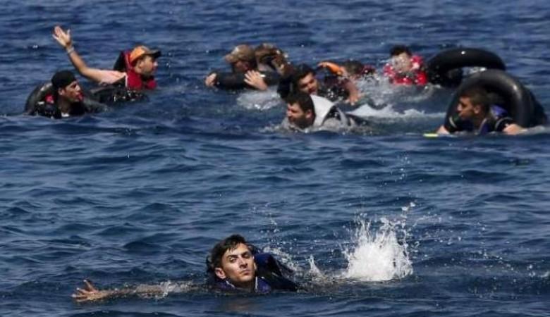 У берегов Турции за последние три года задержано свыше 140 тыс. беженцев